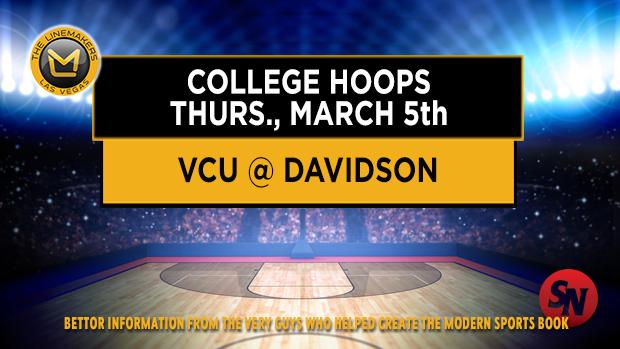 VCU at Davidson