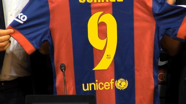 """Foot : Liga - FC Barcelone, Enrique : """"Suarez va jouer le Clasico"""""""