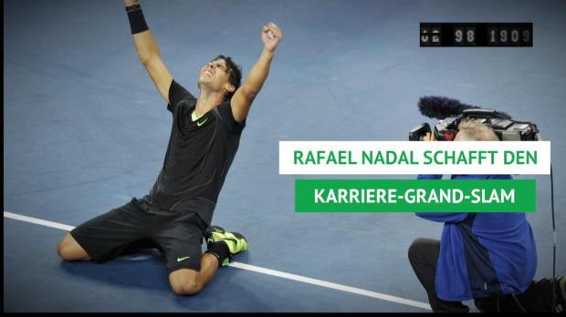 ON THIS DAY: Nadal macht sich unsterblich