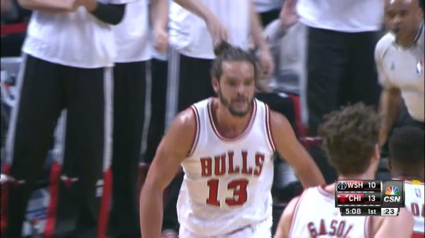 Basket : NBA - Chicago enfonce les Wizards