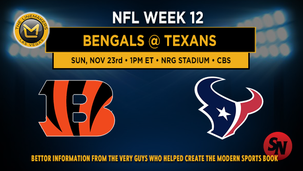 Cincinnati Bengals @ Houston Texans