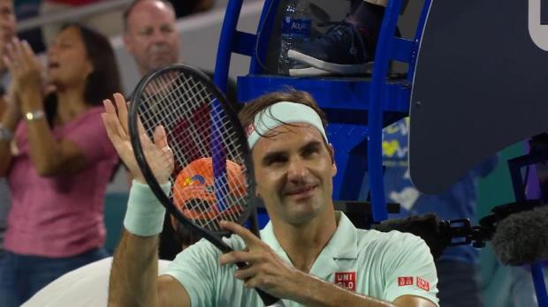 Basket : Miami - Federer dévore Shapovalov