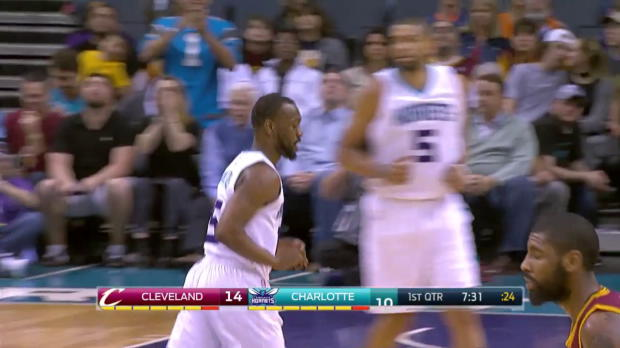 WSC: Highlights: Kemba Walker (28 points) vs. the Cavaliers, 3/24/2017