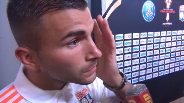 Troph�e des Champions - Lopes - ''Terrible pour l'Olympique Lyonnais''