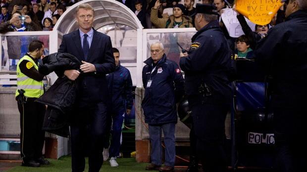 David Moyes a fait son apparition en Liga ce week-end. L'entraîneur écossais et la Real Sociedad n'ont pas fait mieux qu'un match sans but face au Deportivo la Corogne mais l'ancien technicien d'Everton voit du potentiel.
