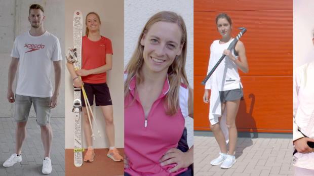 Spitze in Sport und Studium: Sport-Stipendiat 2017