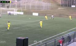 All of the goals from the thriller between Hobart Zebras and Devonport Strikers.