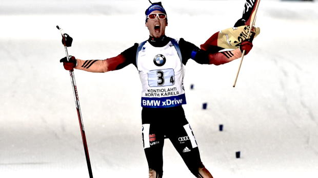Biathlon: Lessers Alternative zu Verbissenheit