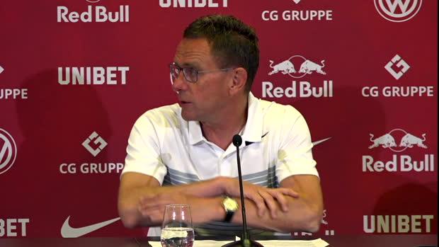 Rangnick über sein Nachfolger-Duo bei RB Leipzig
