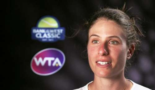 Konta Interview: WTA Stanford SF