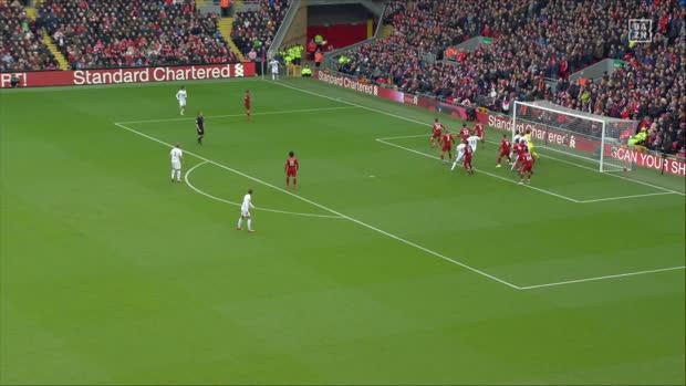 Premier League: Liverpool - Burnley   DAZN Highlights