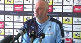 Hear what mental state Sydney FC Head Coach Graham Arnold believes the Sky Blues players are in ahead of this weekend's semi final.