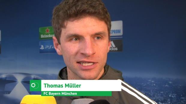 """Müller: """"Haben uns für den Sieg entschieden"""""""