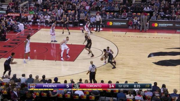 WSC: Highlights: Eric Bledsoe (40 points) vs. the Raptors