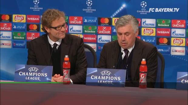 """Ancelotti: """"Ergebnis nicht wichtig, aber ..."""""""