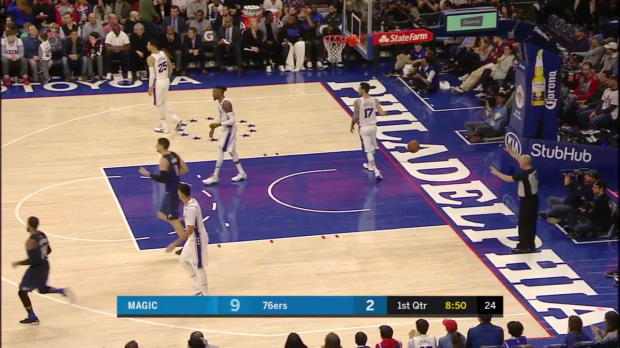 WSC: Aaron Gordon (20 points) Highlights vs. Philadelphia 76ers