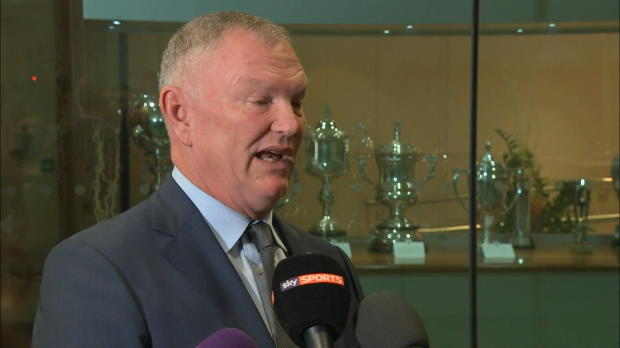 FA-Boss Clarke: Allardyce nahm alles auf sich