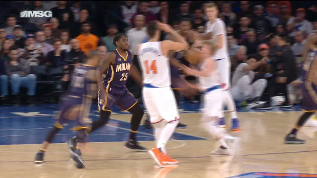 Assist of the Night - Ron Baker