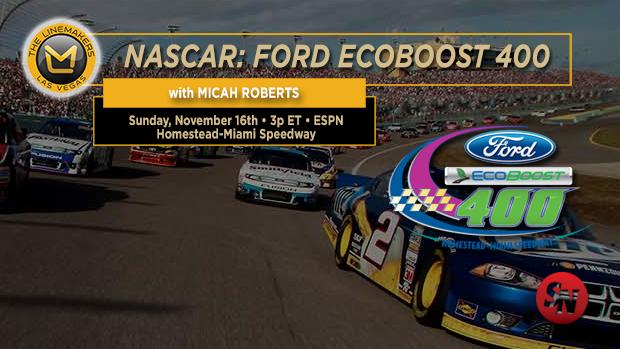 NASCAR Ford Ecoboost 400