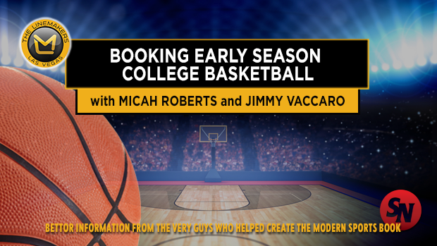 Booking Early Season College Basketball