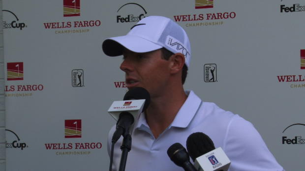 McIlroy enjoying new rivalries, Mickelson aims to shoot low