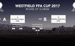 The Westfield FFA Cup Round of 16 has thrown up some cracking match-ups as the knockout competition heats up later this month.