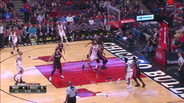 WSC: Jimmy Butler goes for 31 points in win over the Heat