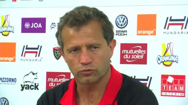 Top 14 : Top 14 - 8e j. : Galthié : 'Pas au top de ce que l'on peut faire'