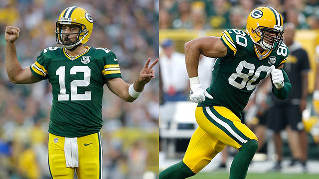 Why Aaron Rodgers will succeed with Jimmy Graham | Baldy's Breakdowns