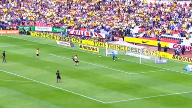M�xico: Am�rica 0-1 Pumas