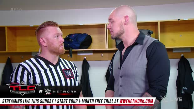 Heath Slater's night isn't over: Raw, Dec. 10, 2018