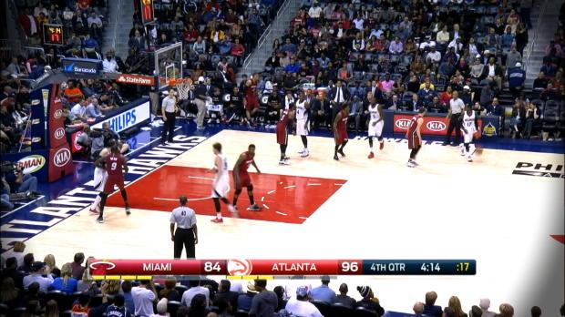Basket : NBA - Les Hawks assurés de finir leader à l'Est