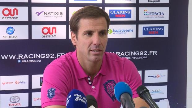 Top 14 - Stade Français : Quesada : 'Très triste pour Imhoff'