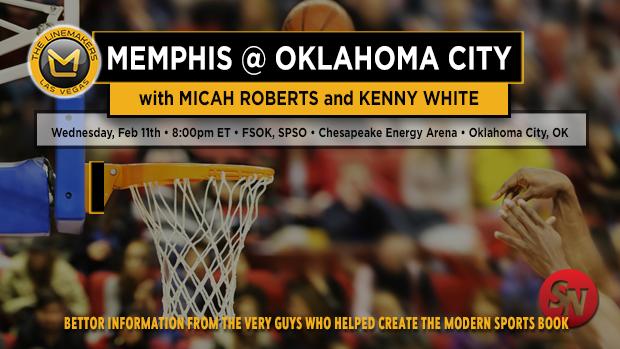 Memphis Grizzlies @ OKC Thunder