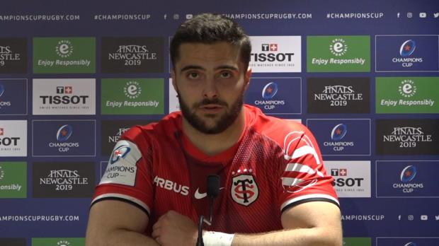Quarts - Tauzin - 'On s'est envoyé pendant tout le match en étant solidaire'