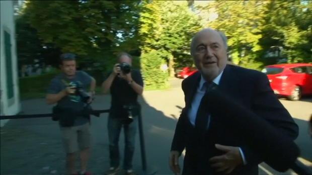 """Blatter: """"Halte meine Sperre für Blödsinn"""""""