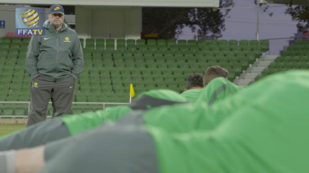 FFA TV | Socceroos out to attack Bangladesh