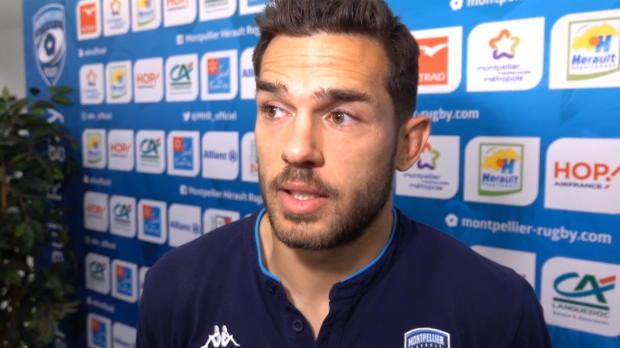 Top 14 - Montpellier : Martin : 'Le champion d'automne l'est rarement à la fin'