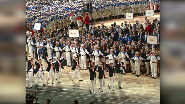 Olympia 2018: Rückblick: Nord- & Südkorea vereint
