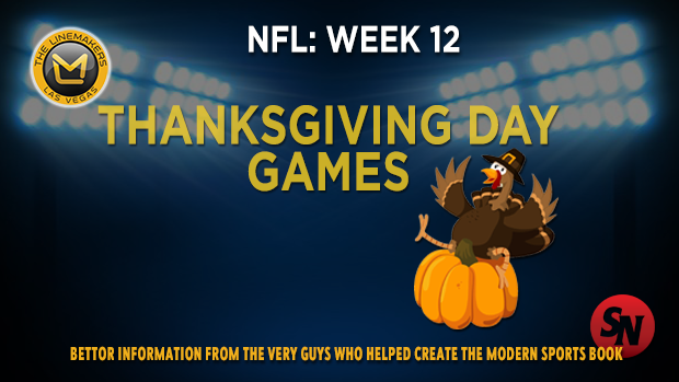 Turkey day NFL Games