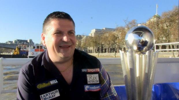 Darts: Anderson peilt Titel-Hattrick an