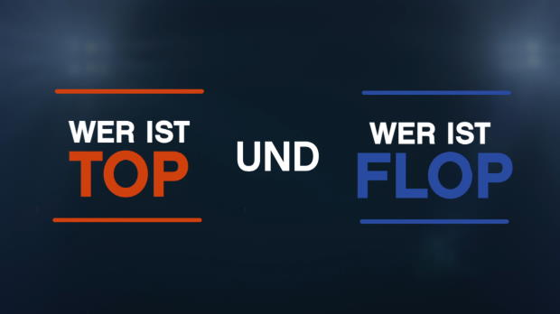 Tops und Flops: Werner gegen Lieblingsgegner