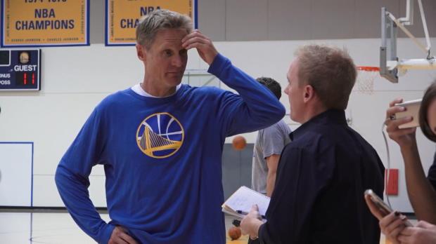 Golden State Warriors arranca sin su entrenador