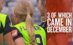 Vote for Canberra United's Nicky Flannery now! Voting closes today.