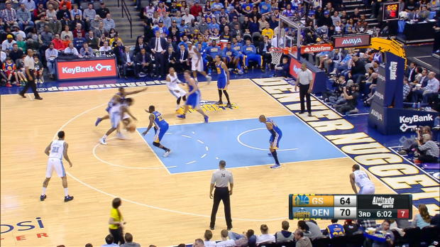 2014-15 Denver Nuggets Top 10 Plays
