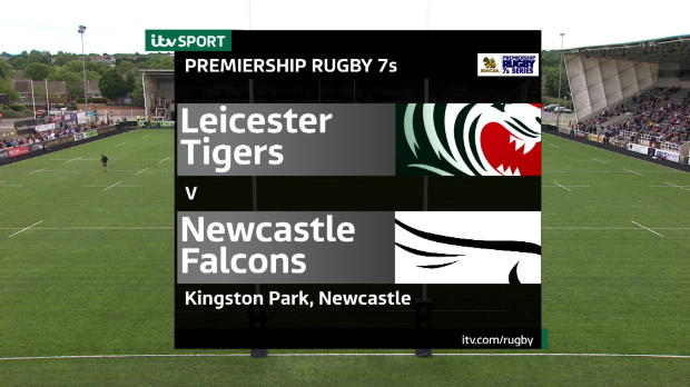 Aviva Premiership - Match Highlights - Leicester Tigers v Newcastle Falcons