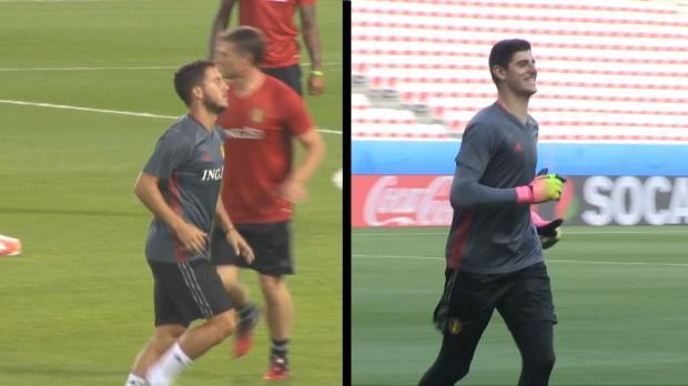 Transfer-News: Real will Courtois und Hazard