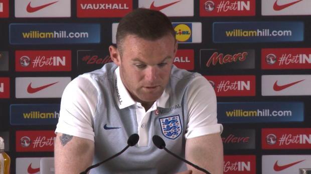 """Rooney: """"Wir müssen gnadenloser werden"""""""