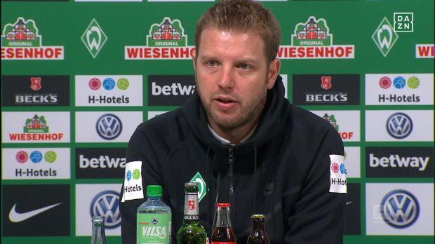 """Kohfeldt: """"Bin sehr stolz auf meine Mannschaft"""""""
