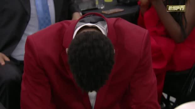 Phoenix Suns select Jarrett Culver 6th overall